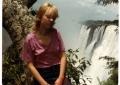 Madeleine, Victoria Falls, 1981.