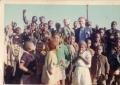 With John Frasier, South Africa 1968.