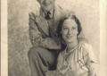 Parents Ted and Sybil.