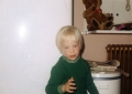 Son Mark aged about three.