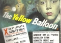 Yellow Balloon publicity poster, 1953.